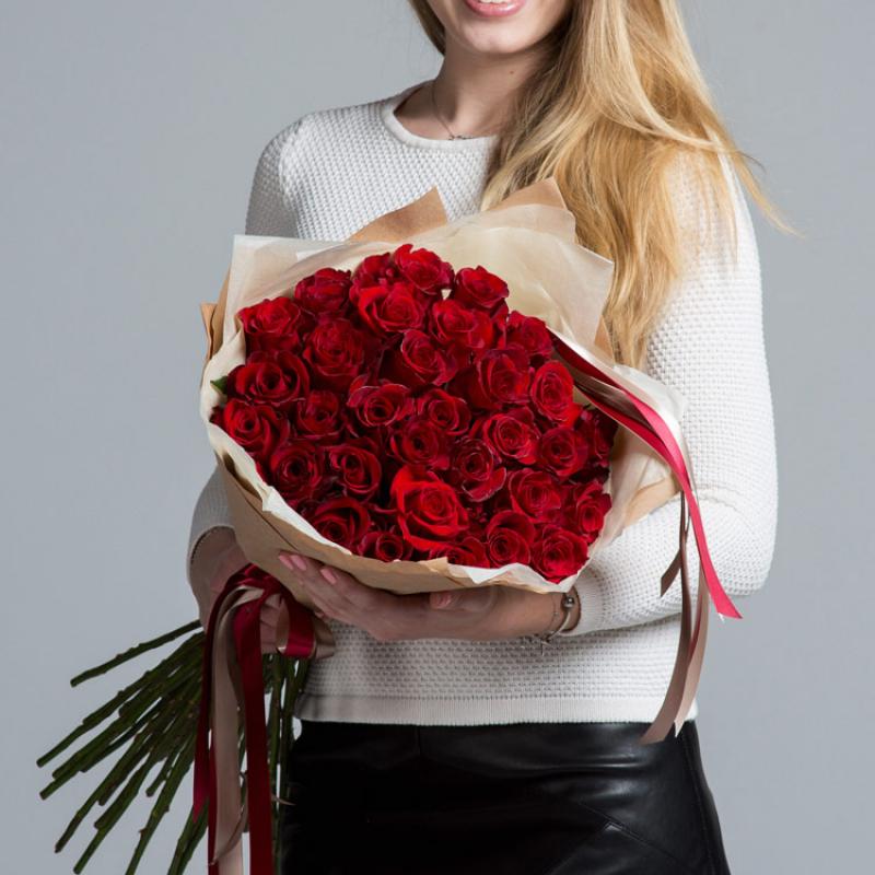 Оригинальные, доставка цветов екатеринбург черные розалин